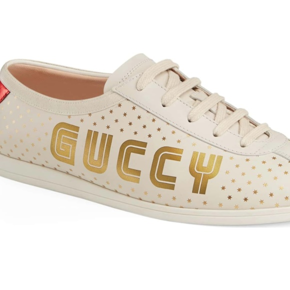 Falacer Guccy Logo Sneaker Gucci